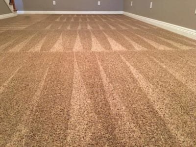 Vacant Home Carpet Cleaning in Vancouver WA